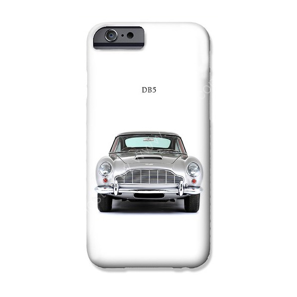 Aston Martin DB5 Phone Case