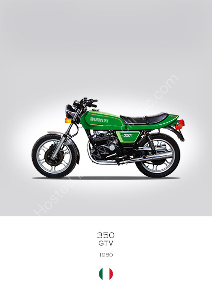 Ducati 350 GTV 1980