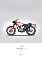 Ducati 350 Scrambler 1973