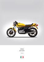 Ducati 350 Sport Desmo 1980