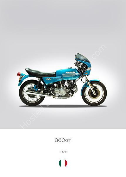 Ducati 860GT 1975