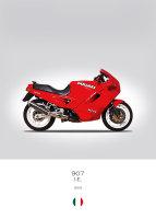 Ducati 907 I.E. 1991