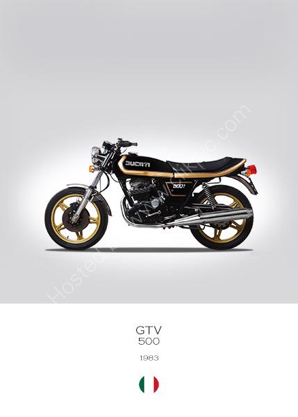 Ducati GTV 500 1983