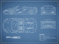 The F430 Blueprint