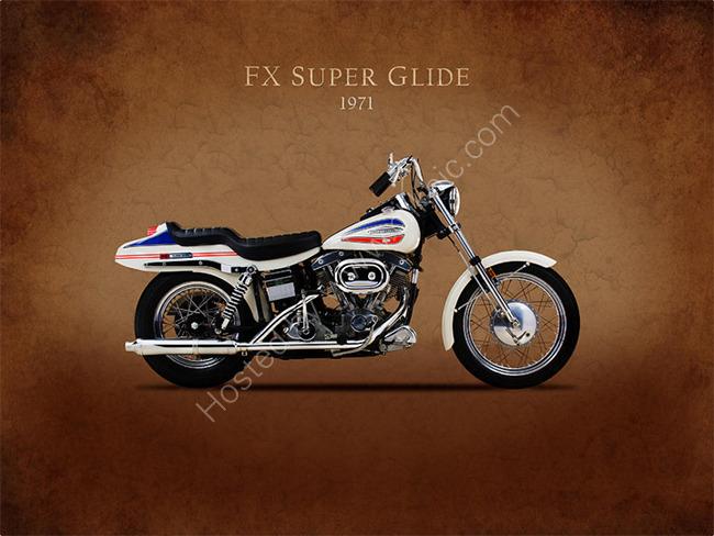 Harley-Davidson FX Super Glide