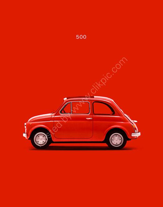 Fiat 500 1972