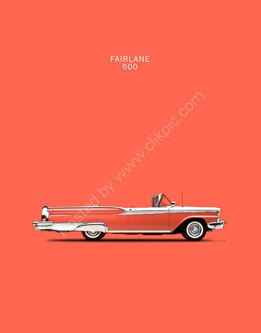 Ford Fairlane 500 1959