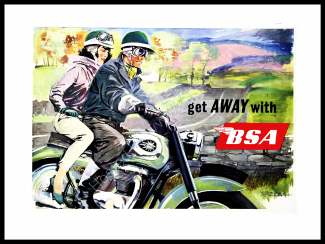 Get Away With BSA
