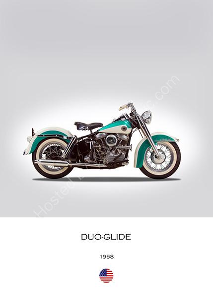 Harley-Davidson Duo-Glide