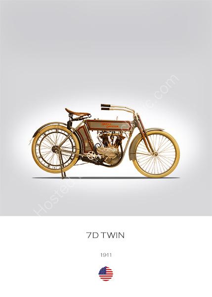 Harley-Davidson 7D