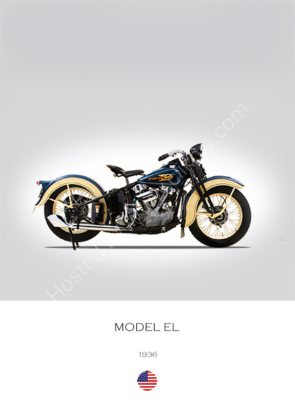 Harley-Davidson Model EL