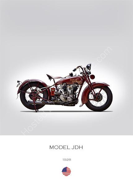 Harley-Davidson JDH 1928
