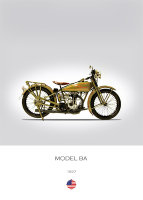 Harley-Davidson Model BA