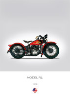 Harley-Davidson Model RL