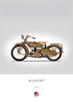 Harley-Davidson Model WJ