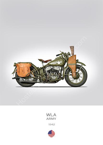 Harley-Davidson Model WLA