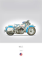 Harley-Davidson WLC