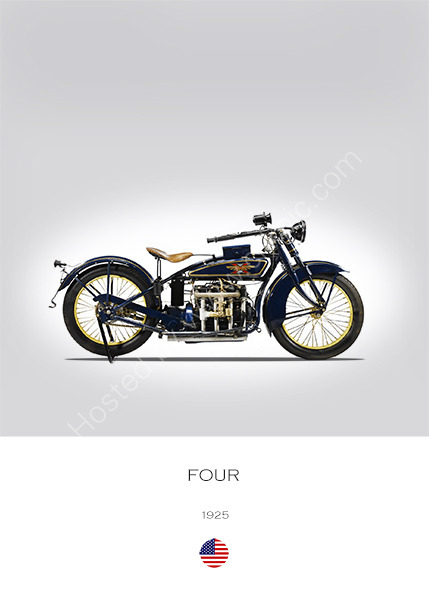 Henderson Four 1925