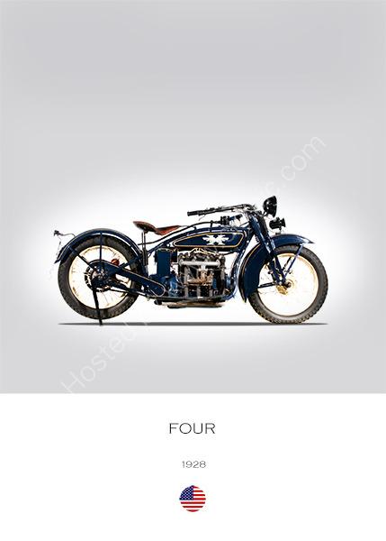 Henderson Four 1928