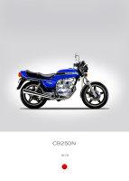 Honda CB250N 1979