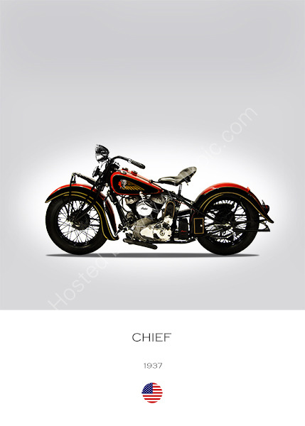Indian Chief 1937