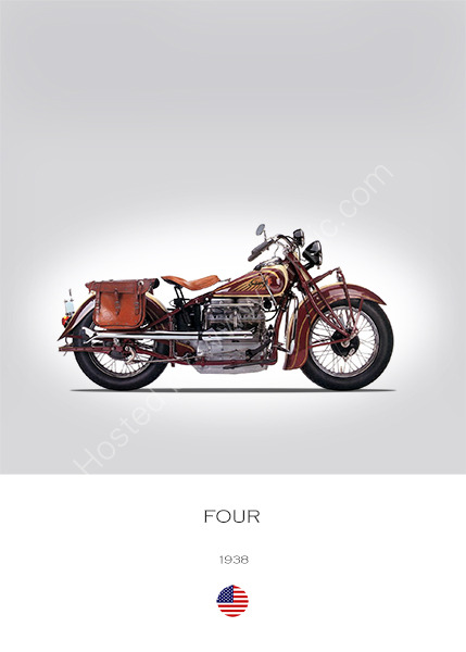 Indian Four 1938