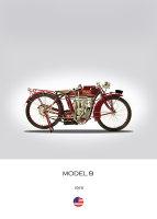 Indian Model B 1915