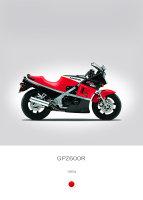 Kawasaki GPZ600R 1984