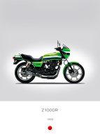 Kawasaki Z1000R 1982