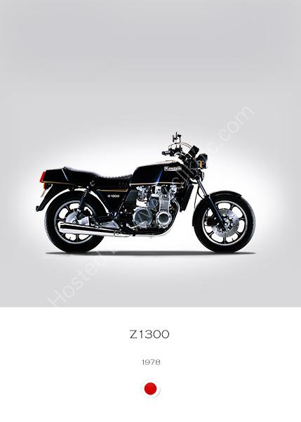 Kawa Z1300 1978