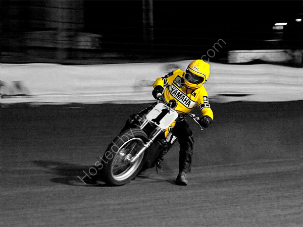 Kenny Roberts Indy Mile