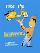 Lambretta 1960s