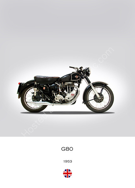 1953 Matchless G80