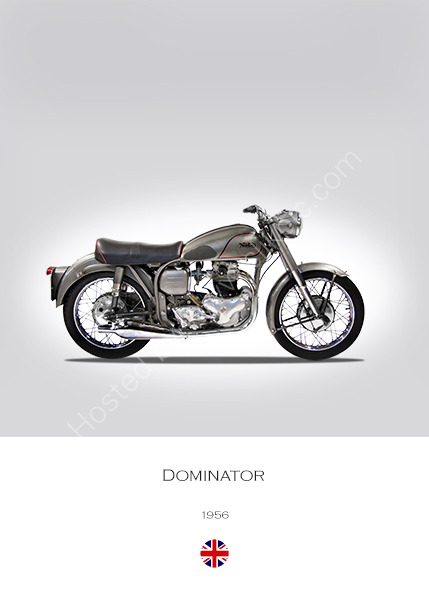 1956 Dominator 99