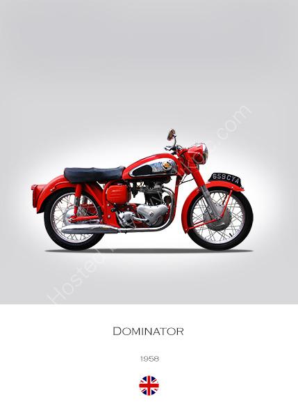 1958 Dominator