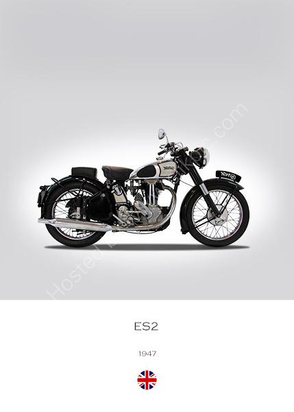 1947, Norton ES2