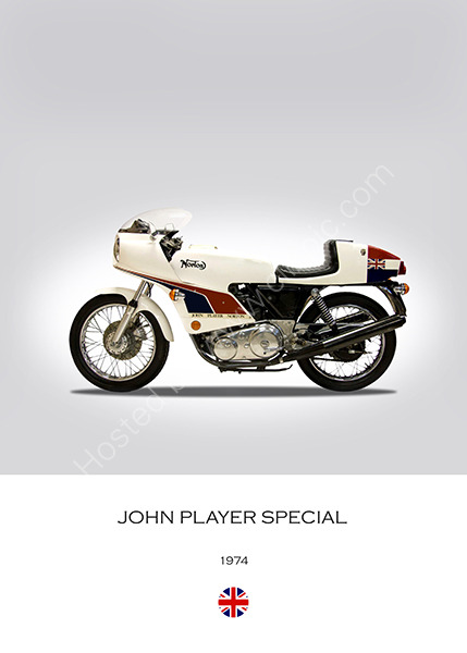 Norton John Player Special