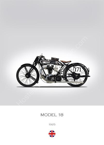 Norton Model 18 1925