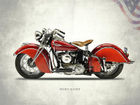 Indian Sport Scout 1940