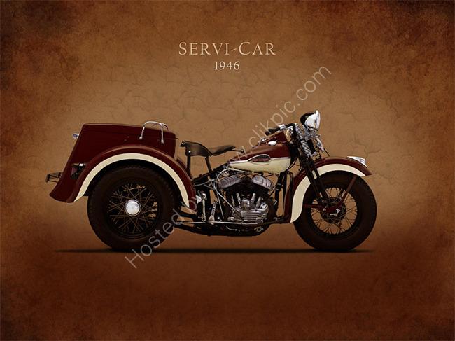 Harley Davidson Servi-Car