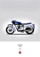 1961 Tiger 110