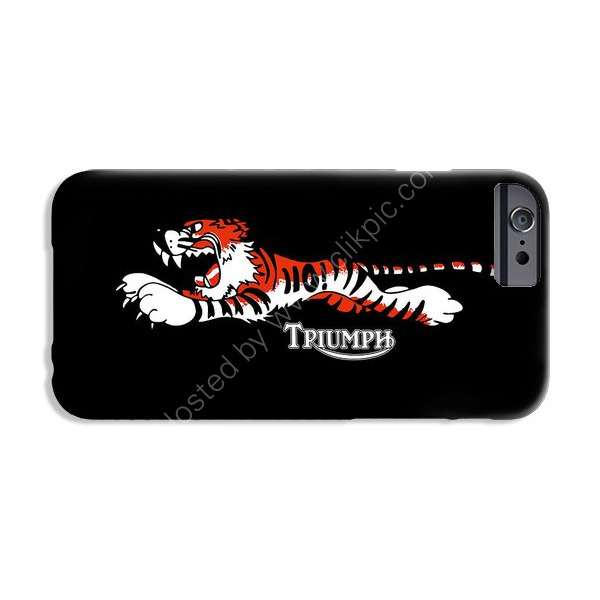Triumph Tiger 100 Phone Case