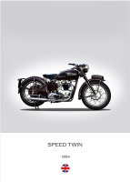 Triumph Speed Twin 1954