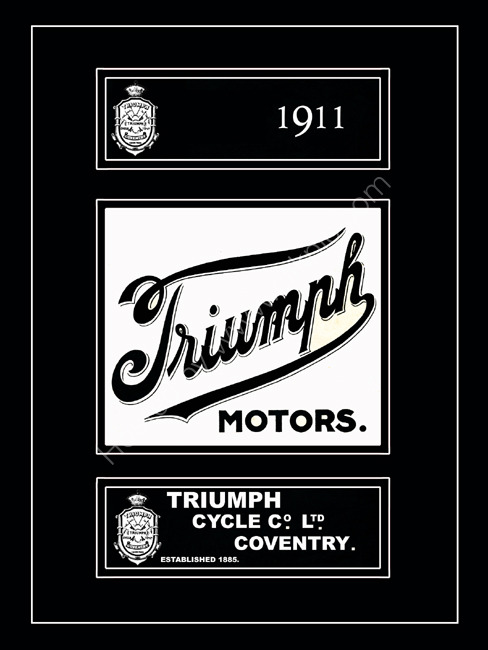 Triumph 1911