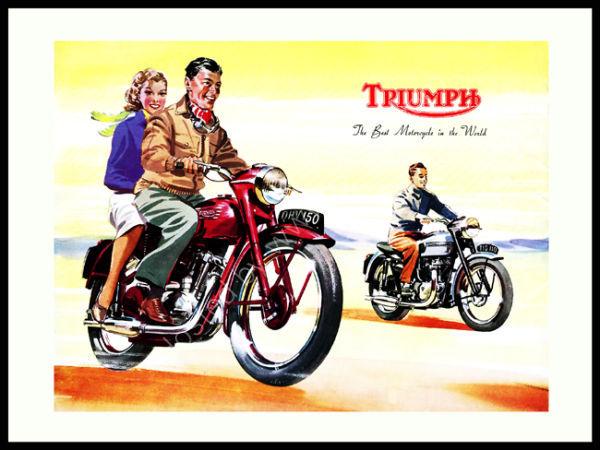 Triumph 1954