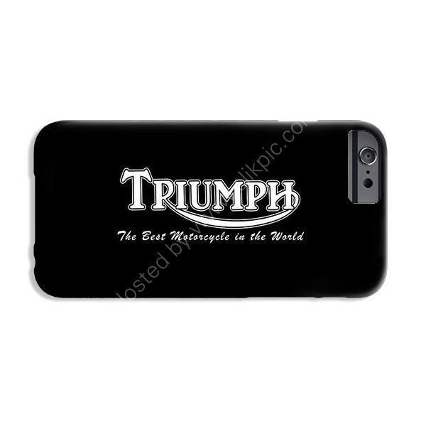 Classic Triumph Phone Case