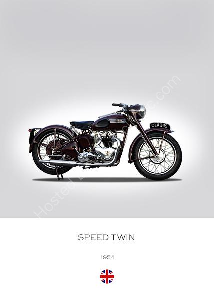 1954 Speed Twin