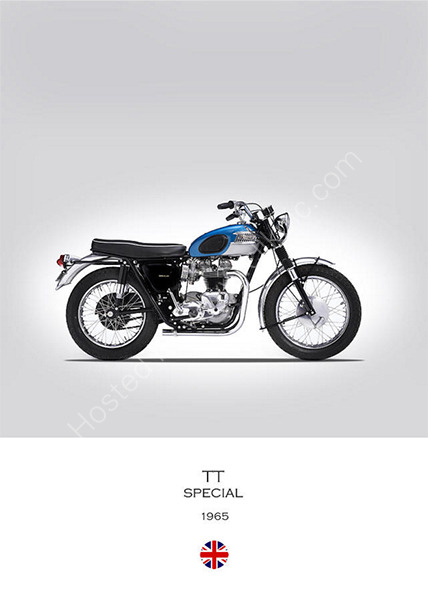 Triumph TT Special 1965