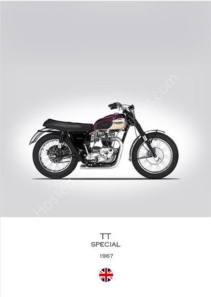 Triumph TT Special 1967