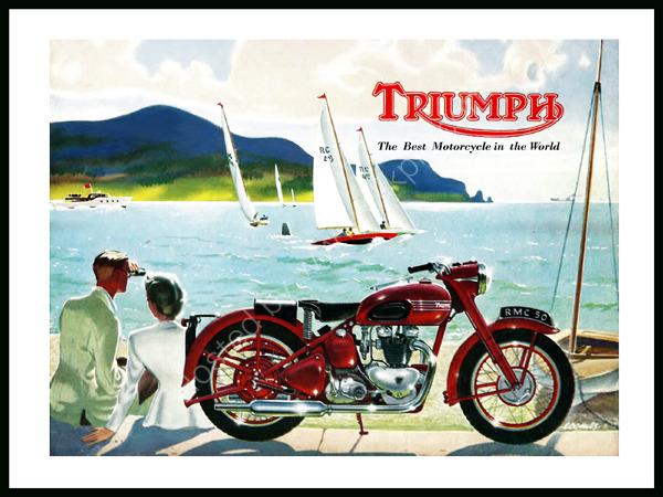 Triumph 1950